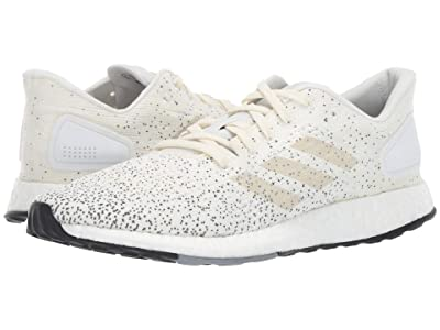 adidas Running PureBOOST DPR (Footwear White/Raw White/Grey Three) Women