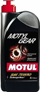 گیربکس موتور و روان کننده دیفرانسیل Motul 31701L Motylgear Technosynthese 75W90 - 1 لیتر