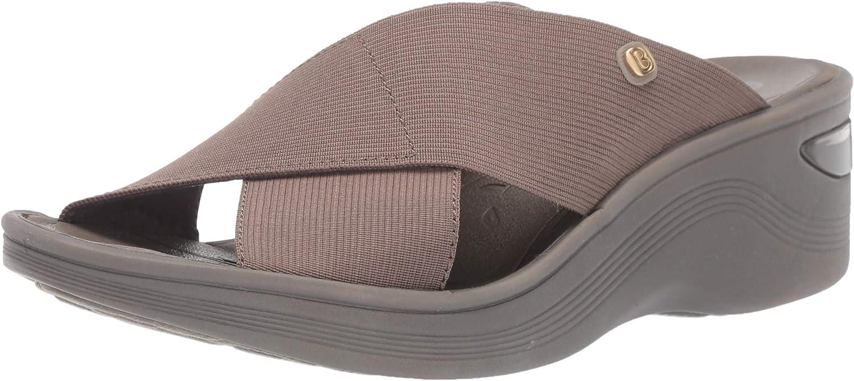 BZees Women's Desire Slide Sandal