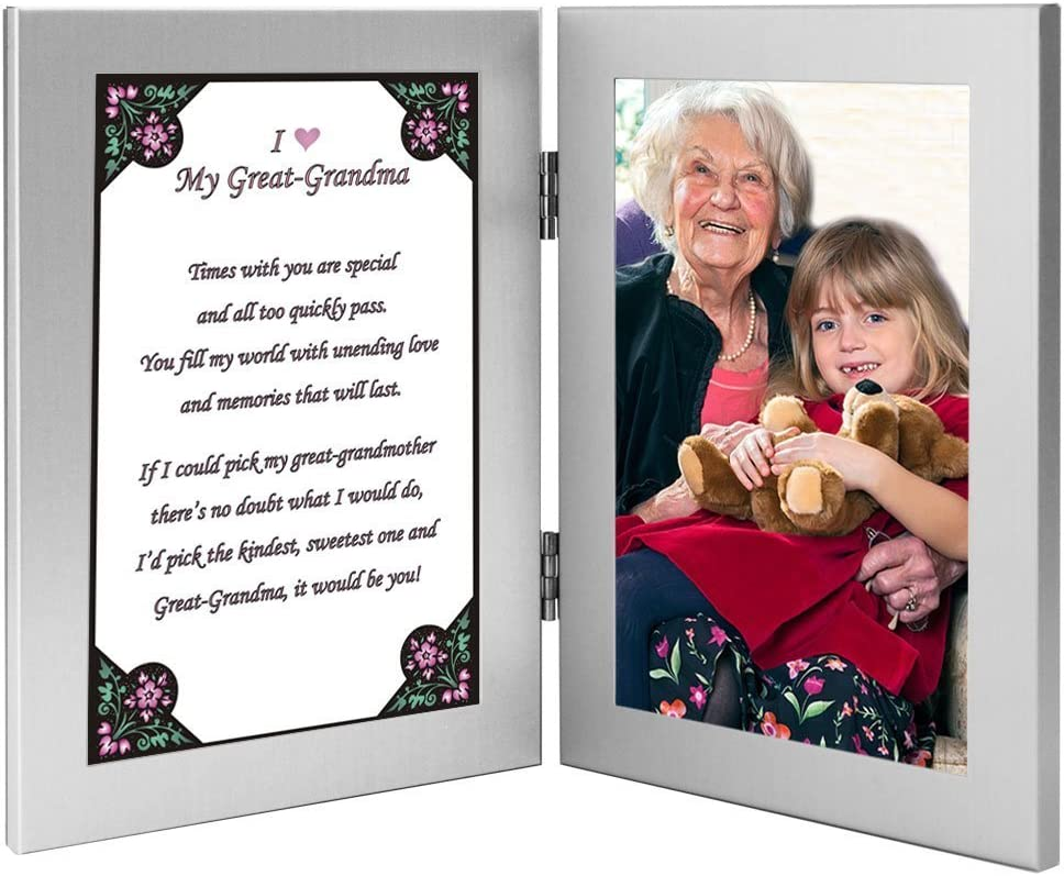 Great Grandmother Grandma Gift From Super beauty product restock quality top! Sweet Max 66% OFF Frame Grandchild with