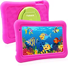 $68 » Tablet for Kids 7inch Kids Tablet 2GB 16GB Tablets for Kids Game Tablet with Eye Protection Handle Case Premium Kid Proof ...
