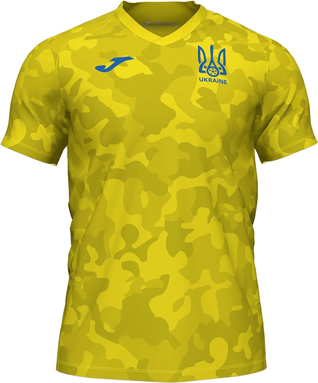 Joma Official 2020//2021 Authentic Ukraine Training Jerseys