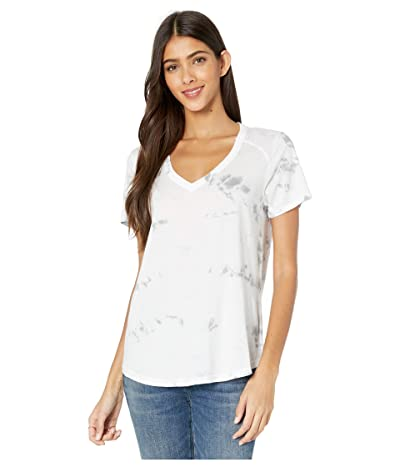 LAmade Vintage Tee with Tie-Dye (Silver Sconce) Women