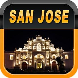 San Jose  Offline Map Travel Guide(Kindle Tablet Edition)