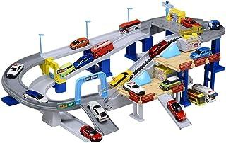 タカラトミー(TAKARA TOMY) トミカ 2スピードでコントロール! トミカアクション 高速どうろ W440×H350×D125mm