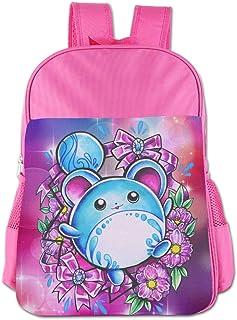 Marill Pokemon Children's Bags Kid School Bag Boy Girl Backpack