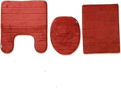 17 by 24 Kess InHouse Ingrid Beddoes Paper Heart Memory Foam Bath Mat