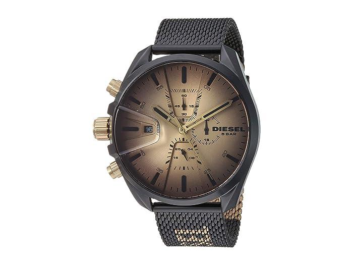 Diesel  MS9 - DZ4517 (Black) Watches