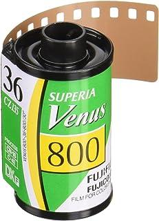 FUJIFILM カラーネガフイルム フジカラー SUPERIA Venus 800 36枚撮り 単品135 VNS 800-S 36EX 1