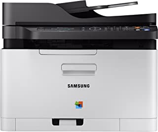 Samsung SS256H#BGJ Electronics Xpress SL-C480FW/XAA Wireless Color Printer with Scanner, Copier & Fax, Amazon Dash Replenishment Enabled