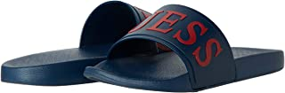 Guess Slipper for Women - color Blue - Size 45 EU