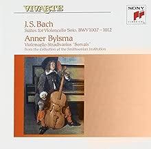 バッハ:無伴奏チェロ組曲全集