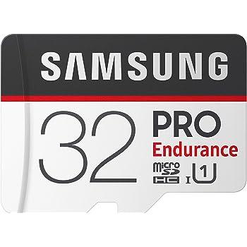 Samsung PRO Endurance 32GB microSDHC UHS-I U1 100MB/s ドライブレコーダー向け MB-MJ32GA/EC 国内正規保証品