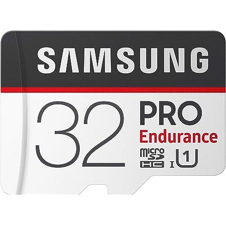 Samsung PRO Endurance マイクロSDカード 32GB microSDHC UHS-I U3 100MB/s ドライブレコーダー向け MB-MJ32GA/EC 国内正規保証品