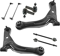 8 Piece Kit Control Arm Ball Joint Sway Bar Link Tie Rod End LH RH for Escape