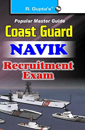 Coast Guard Sailors Recruitment Exam Guide (Popular Master Guide)