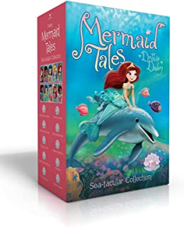 Mermaid Tales Sea-tacular Collection Books 1-10: Trouble at Trident Academy; Battle of the Best Friends; A Whale of a Tal...