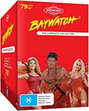 Baywatch - Complete Collection - 79-DVD Box Set ( Baywatch (Seasons 1-9) / Baywatch Hawaii (Seasons 1 & 2) / Baywatch Nights (Seasons 1 & 2) ) ( Bay watch )
