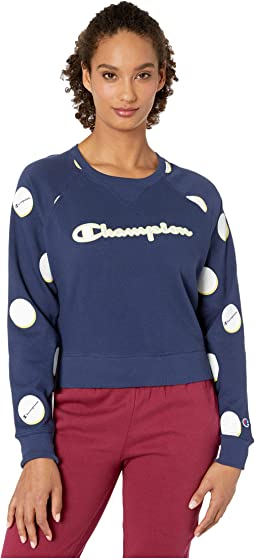 Dropshadow Dot/Athletic Navy