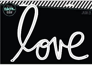 Heidi Swapp 314222 Love Wall Word, Multi