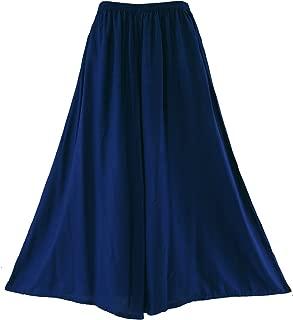 Beautybatik Palazzo Wide Leg Pants Trouser Plus Size 18 to 24