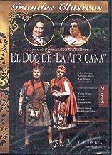 Caballero - El Duo de La Africana / Maria Rodriguez, Guillermo Orozco, Luis Alvarez, Trinidad Iglesias, Pedro Miguel Martinez, Lopez Cobos, Teatro Real, Madrid