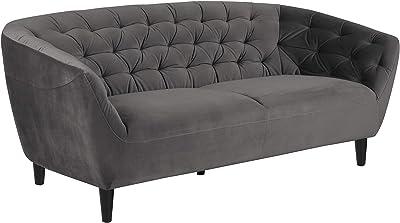 AC Design Furniture Divano 3 Posti, L: 84 x W: 191 x H: 78 cm