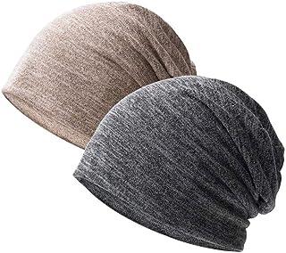 ニット帽 春 夏 帽子 ソフトガーゼ 無地 ストレッチ性抜群 柔らかい 通気性 綿 男女兼用