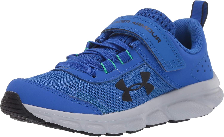 Under Armour Unisex-Child Pre School Assert 8 Alternate Closure Sneaker