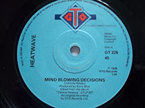 HEATWAVE Mind Blowing Decisions 7