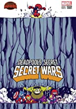 Deadpools Secret Secret Wars #1 Young Variant