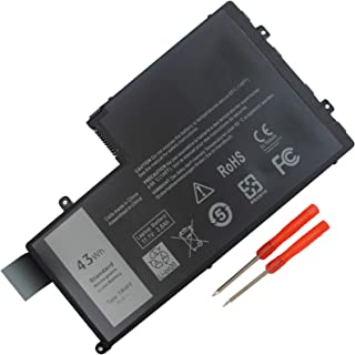 Vinpera TRHFF Notebook Battery for DELL Inspiron 5542 5445 5447 5448 14-5447 15-5548 N5447 N5547 I4-5447 Latitude 3550, fit 0PD19 86JK8 58DP4 1V2F6 01v2f6 0DFVYN Battery -[12 Month Warranty]