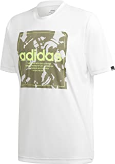 adidas Men's Camo Bx T-shirt