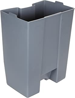 Rubbermaid Commercial FG624300GRAY Rigid Liner for Rubbermaid 6143 Step-On Container