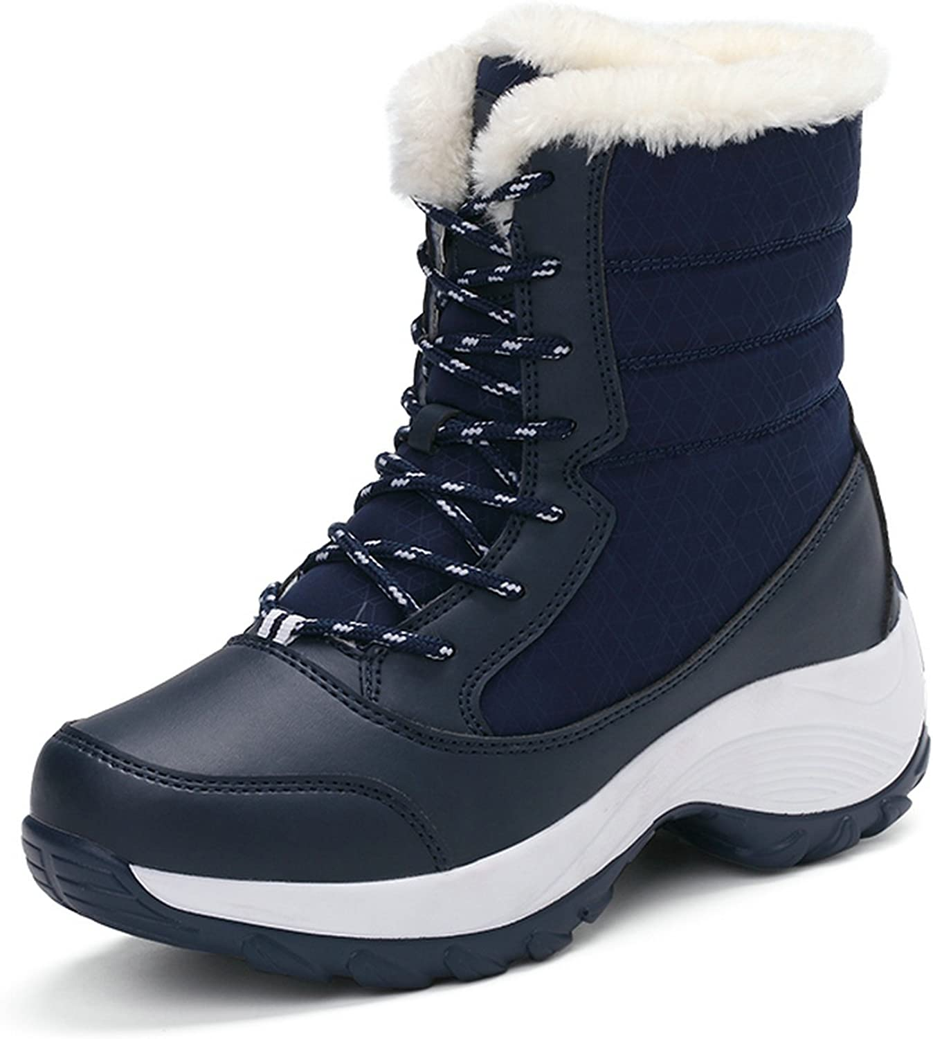 Oneone Women's Up Ankle Snow Boots