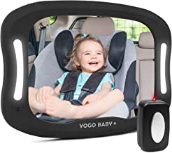 Best lighted car seat mirror Reviews