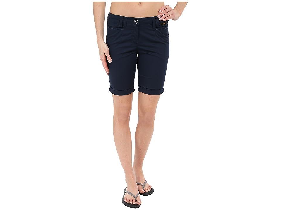 Jack Wolfskin Liberty Shorts (Night Blue) Women