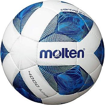 molten(モルテン) フットサルボール 一般・大学・高校・中学校用 4号球 検定球 ヴァンタッジオフットサル4000 ホワイト×ブルー F9A4000