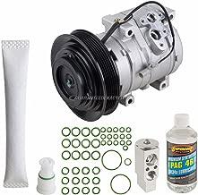 AC Compressor w/A/C Repair Kit For Toyota Corolla & Matrix 2003 2004 2005 2006 2007 2008 - BuyAutoParts 60-80434RK New
