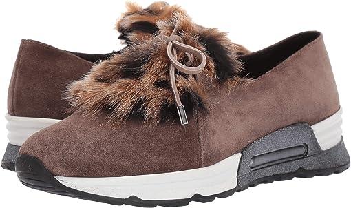 CO3 Taupe Zabby/Beige Pika Faux Fur/Match Calf