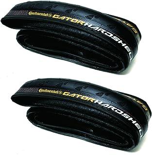 2本セット (コンチネンタル) Continental Gator Hardshell クリンチャー (700×23c) [並行輸入品]