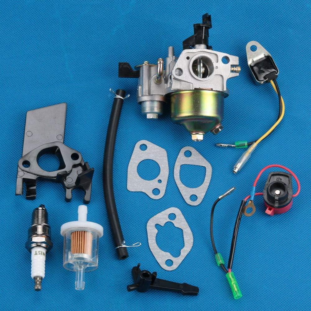 Replacement Parts for Huq 16100-Zh8-W61 Honda Kit Regular Colorado Springs Mall discount Carburetor