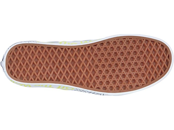 Vans Classic Slip-on™ (sport) Multi/true White Sneakers & Athletic Shoes