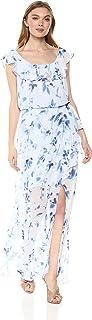 ناين ويست فستان لل نساء مقاس L , اسود - فساتين عملية كاجوال