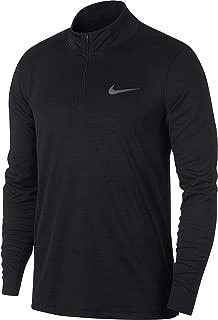 Nike Men's Superset 1/4 Zip Long Sleeve Training Top