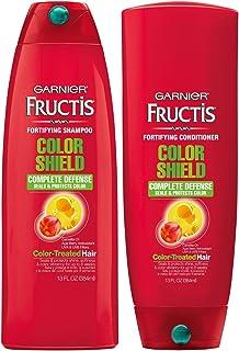 Garnier Fructis Color Shield Shampoo & Conditioner Set, 13 Ounce Each