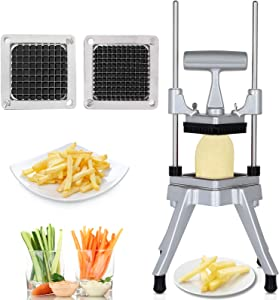 Commercial Vegetable Fruit Dicer with 1/4