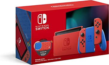 Product Image Nintendo Switch Mario Red & Blue Edition