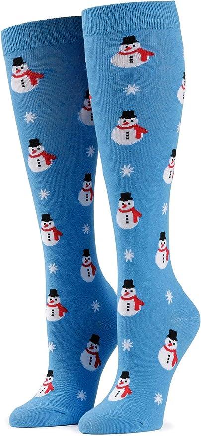 Unisex Womens Men/'s Xmas Socks Funny Novelty Snowman Santa Stocking Christmas AU