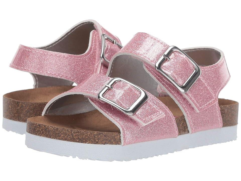 Rachel Kids Lil Jill (Toddler/Little Kid) (Pink Glitter Patent) Girl